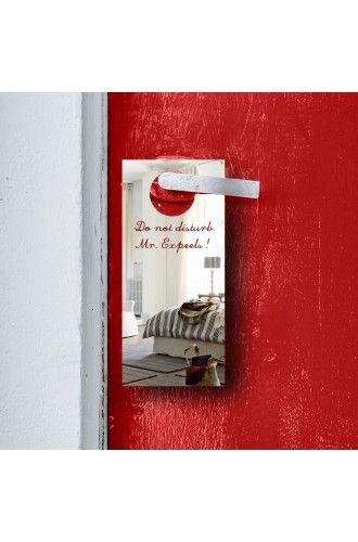 EXPERT 26 Door Hanger