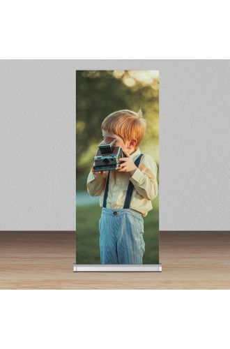 Master 23 Textured Roll Up Banner