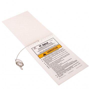 Pro 20 Wit Mat Polyester Papier 200g/m²