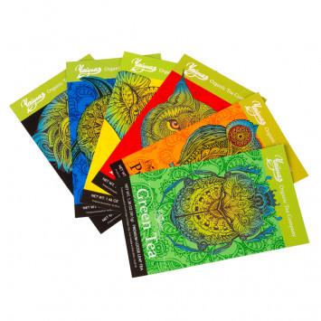 Pro Colour - Donkeroranje Polyester Papier 155g/m²