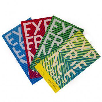 Pro Colour - Fluo Geel Polyester Papier 155g/m²