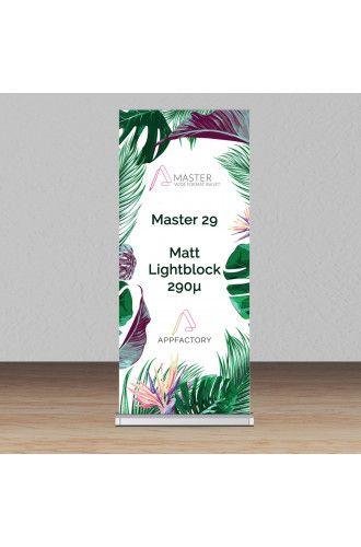 29MLB Master 29 Matt Pop Up - 290µ (Default_Large)